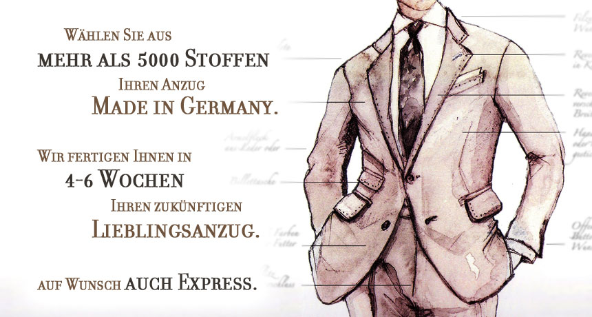 Maßkonfektion München